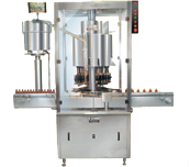 Automatic Multi Head ROPP / Screw Capping Machine
