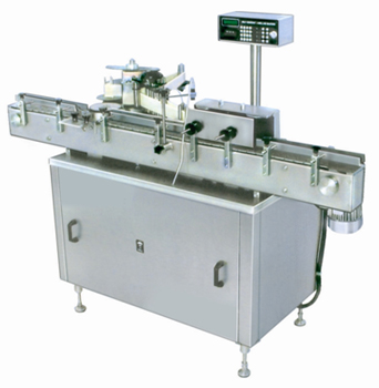 Automatic  Self  Adhesive Sticker Labeling Machine for Vials / Bottles