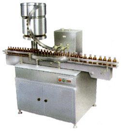Automatic Measuring/Dosing Cup Placing & Pressing Machine